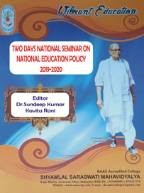 two days national seminar on national education policy